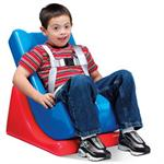 Tumble Forms Tumble Forms 2 Deluxe Floor Sitter, Easy to get the child in and out of, the Feeder Seat Positioner allows good basic positioning without complicated adjustments.