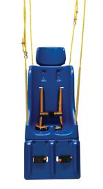 SkillBuilders Full Support Swing Seat with Rope