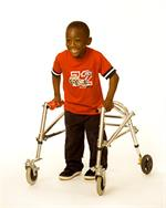 Kaye Products 4 Wheel Walker