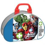 Marvel Avengers Assemble 41-Piece Kids First Aid Kit