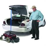 Harmar Economy Inside Vehicle Lift lifts up to 200 lbs