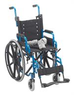 Wallaby Wheelchair in Jet Fighter Blue