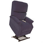 Infinity Series Lift Chair in Crypton Aria Lazulli