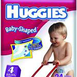 Huggies Snug & Dry Disposable Diapers, Unisex diapers with breathable cloth-like outer cover let air flow through to baby's skin.
