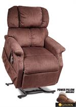 MaxiComforter Lift Chair Recliner by Golden Technologies - Palomino