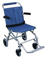 Super Light Folding Transport Chair with Carry Bag By Drive Medical