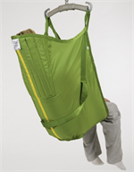 Liko Soft Original HighBack Polyester Sling w/Reinforced Leg & Back Support