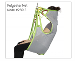 Polyester Net Silhouette Sling by Human Care