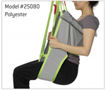 Polyester Toileting Sling by Human Care