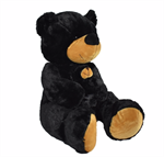 Sensory Goods Honey the Black Bear Weighted Animal