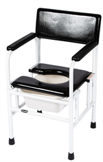 ActiveAid 277 Series with commode seat to the side