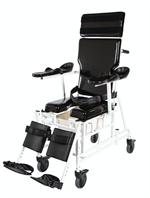 ActiveAid 496 Traum-Aid Reclining Shower & Commode Chair