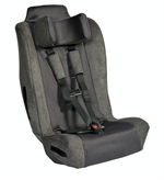 Inspired by Drive Spirit APS Car Seat in Speedway Gray