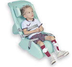 Children's Chaise Child Seat by Ableware