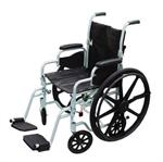 Poly Fly Light Weight Transport Chair Wheelchair TR18