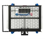 Harmar AL300HD Fusion Lift (folded up) has expanding deck up to 46