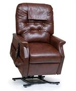 Capri Lift Chair - Value Series by Golden Technologies - CHESTNUT