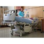 Hill-Rom® CareAssist® ES Medical Surgical Bed in use