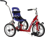 Amtryke 1410 Early Intervention Foot Tricycle with Rear steering