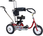 Amtryke ProSeries 1412 Foot Tricycle with 1400 Seating