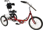 Amtryke ProSeries 1420-XL Foot Tricycle