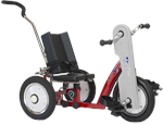 Amtryke AM-12S Hand/Foot Tricycle With Snappy Seat