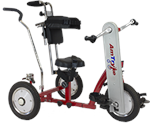 Amtryke 12 Standard Hand/Foot Tricycle With 1400 Seating