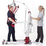 Molift Mover 300 Patient Lift as a Gait Trainer