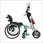 Rio Mobility Dragonfly Manual Handcycle for Wheelchairs